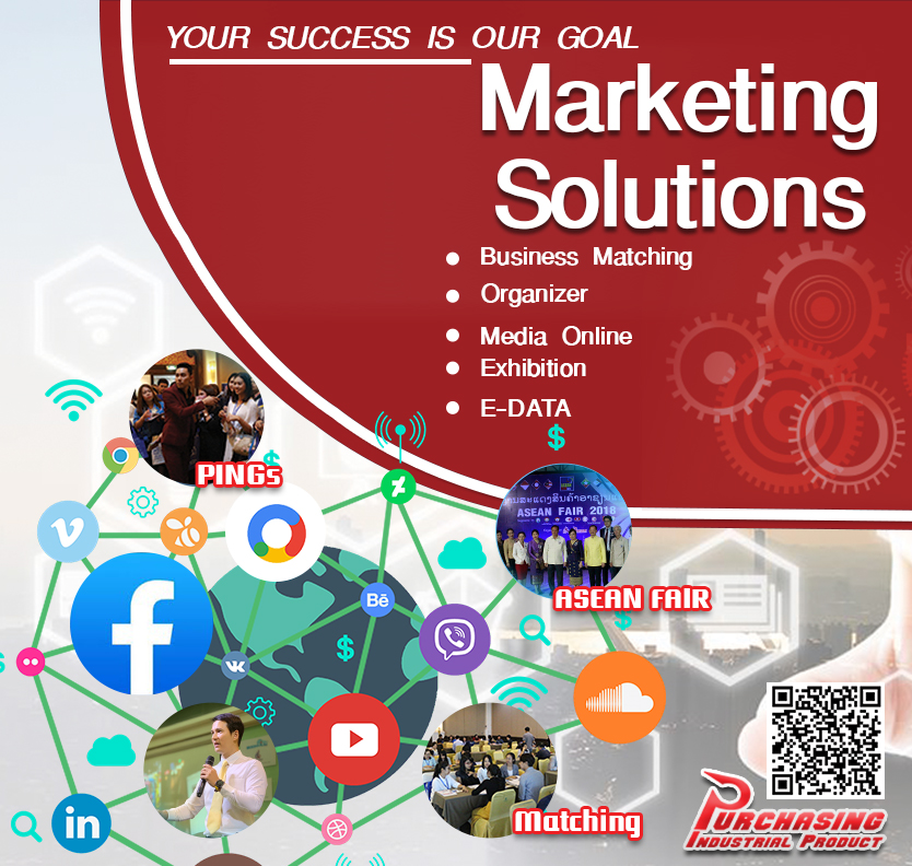 Solution Marketing by THAIPURCHASING